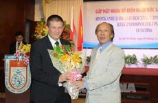 La Journée de l'indépendance de la Pologne célébrée à Ho Chi Minh-Ville