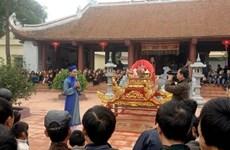 Pèlerinage au village de Nhi Khê