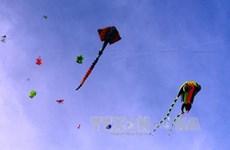 Clôture du festival international de cerfs-volants 2016