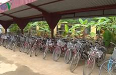 Dans la province de Lào Cai : la bicyclette du savoir