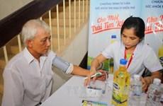 La jeunesse de Hanoï avec «Le bénévolat et l'hiver»