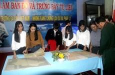 Phu Yên : exposition sur la souveraineté du Vietnam sur Hoàng Sa et Truong Sa