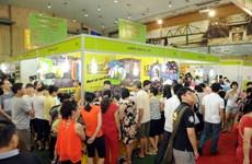Ouverture de la foire de la vente au détail de Thaïlande