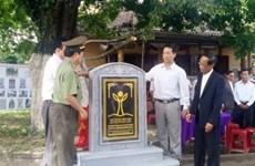 Les plaqueminiers du Quang Nam reconnus héritage national