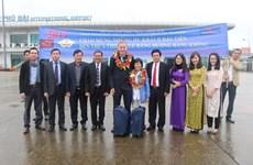 Thua Thiên-Huê accueille ses premiers touristes étrangers de l'année 2017