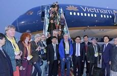 Hanoi accueille plus de 206.000 touristes pour le Nouvel An 2017