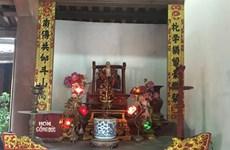 Sculpture sur bois, l'ADN du village de Bao Hà