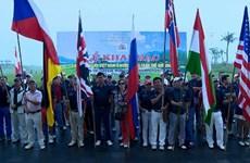 Ouverture du tournoi de golf pour les Vietnamiens de l'étranger 2017