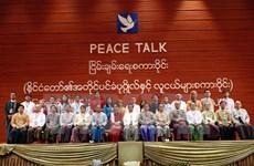 Le Myanmar organise des dialogues politiques nationaux