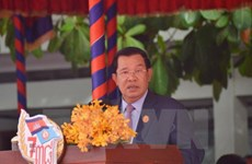 Les 38 ans de la victoire sur les Khmers Rouges célébrés au Cambodge