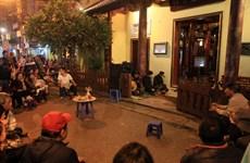 """Forte vitalité du """"ca trù"""" dans le vieux quartier de Hanoi"""