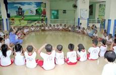 Dak Lak généralise l'éducation préscolaire pour les enfants de cinq ans