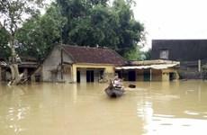 L'Agence vietnamienne d'information soutient les sinistrés du Centre