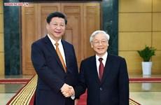 La visite en Chine du secrétaire général du PCV a une signification très importante