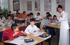 Promouvoir l'enseignement du vietnamien pour les Viet kieu