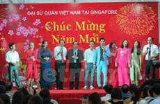 Têt : rencontre entre Viet Kieu à Singapour