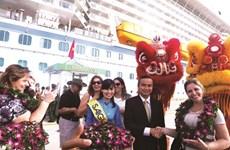 Saigontourist accueille son premier paquebot de 2017