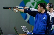 Hoang Xuan Vinh participera à la Coupe du Monde ISSF