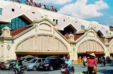 Dông Xuân - Le plus grand marché de la capitale de Hanoi