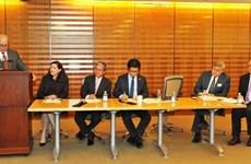 Présentation de l'Année de l'APEC 2017 aux Etats-Unis