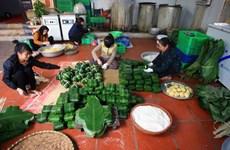 Tranh Khuc : quand « nouvel an » rime avec « banh chung » !...