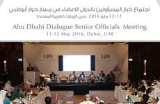 Ouverture de la 4e conférence consultative ministérielle du dialogue Abu Dhabi