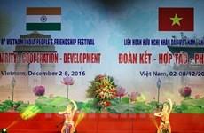 Le Vietnam au Congrès national de l'Organisation indienne pour la paix et la solidarité