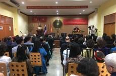 Les Vietnamiens de Thaïlande et de Mongolie fêtent le Têt du Coq
