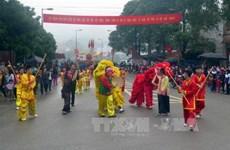 """La fête """"Lông tông"""" très animée à Tuyen Quang"""