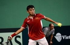 Coupe Davis 2017: Ly Hoàng Nam a égalisé pour le Vietnam