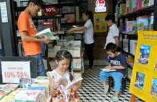 Ho Chi Minh-Ville : la rue des livres a créé un nouvel espace culturel