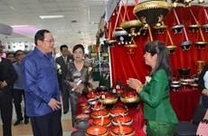 Rencontre entre entreprises laotiennes et françaises à Vientiane