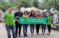 """""""Keep Hanoi Clean"""" contribue à rendre Hanoï plus propre"""