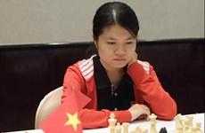 Championnat du monde féminin d'échecs : Pham Le Thao Nguyen se qualifie pour le 2e tour