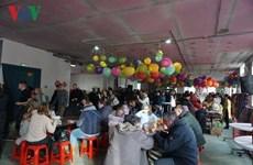 Le festival de la cuisine de rue vietnamienne a lieu à Moscou