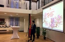 Rencontre d'amis néerlandais à l'occasion du Nouvel An lunaire 2017