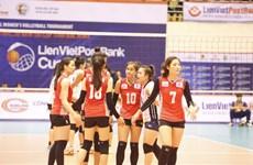 Volley-ball féminin : LienVienPostBank remporte son tournoi