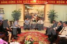 Des entreprises chinoises souhaitent investir dans l'industrie des hautes technologies à Dong Nai