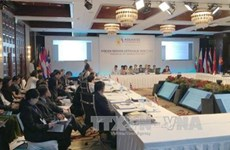Le Vietnam à la réunion des hauts officiels de l'ASEAN aux Philippines