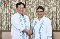 Vietnam-Indonésie : volonté commune d'approfondir les relations d'amitié