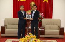 Les entreprises japonaises apprécient l'environnement d'investissement de Binh Duong