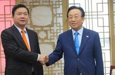 Hô Chi Minh-Ville favorise les entreprises de la province sud-coréenne de Gyeongsangbuk-do