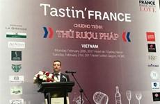 """""""French Wine Tasting"""" 2017 : les producteurs de vins rassemblés à Hanoï"""