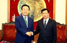 Renforcer la coopération culturelle entre le Vietnam et la R. de Corée