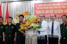 Les médecins vietnamiens à l'honneur