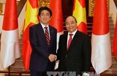 Vietnam-Japon: partenariat stratégique intégral pour la paix et la prospérité de l'Asie