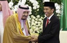 Indonésie et Arabie Saoudite signent onze accords de coopération