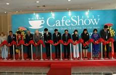 Ouverture de la 2e exposition internationale sur le café à HCM-Ville