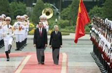 Première visite d'Etat de l'Empeureur japonais, jalon historique des relations Vietnam-Japon