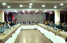 Les entreprises vietnamiennes en Russie partagent leurs expériences